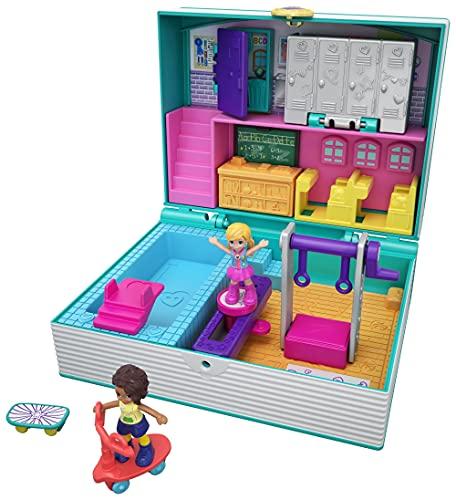 日用品雑貨・文房具・手芸, その他 Mattel Polly Pocket Pocket World Minnie Middle School FRY35 GFM48