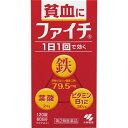 送料無料【第2類医薬品】小林製薬 ファイチ 120錠 (貧血