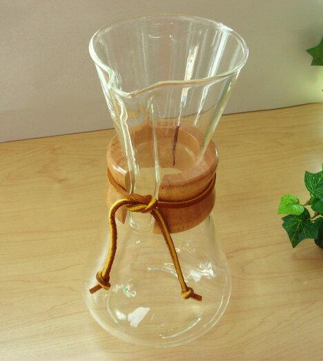 CHEMEX (ケメックス)コーヒーメーカー3カップ(3人用)CM-1C (CM-3)