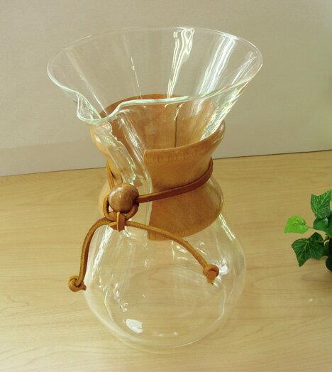 CHEMEX (ケメックス)コーヒーメーカー6カップ(6人用)CH-2 (CM-6A)