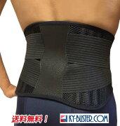 リーズナブル腰痛ベルト/キュアタイプ/セラピーポケット付オールマイティ癒し系腰痛ベルト、スポーツ、介護者にも/大きいサイズ有/送料無料