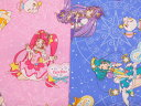 A9100-22 キャラクター生地 布 スター☆トゥインクルプリキュア A9100−22 2019年 入園入学 商用利用不可
