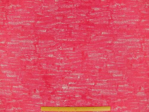 入園入学キャンバス生地布nakaniwaナカニワクレヨン無地調YusukeYonezu米津祐介NAKF07−Pピンク