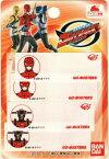 メーカー完売 キャラクターワッペン アップリケ特命戦隊 ゴーバスターズ ネームラベル SHR300−SHR01