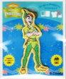 キャラクターワッペン アップリケミニワッペン 【ししゅうデコシール】アイロン・シール両用ディズニー DisneyピーターパンD01Y0750