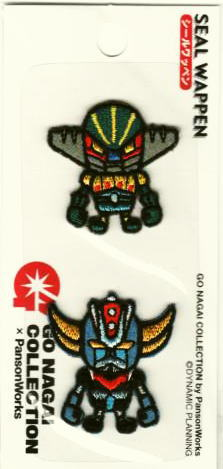 裁縫材料, ワッペン・アップリケ DY800-DY03 PansonWorks DY800-DY03