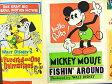 キャラクター生地 布 2017年 入園入学 継続柄 ディズニー ポスター柄 デジタルプリント G7066−1A ミッキーマウス standard 定番商品 商用利用不可