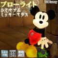 【送料無料】ブローライトひとやすみミッキーマウスTD-BL01L【モチーフ】【LED】【D】[クリスマスイルミネーションライトLEDイルミネーションイルミネーションモチーフタカショーディズニー]【Disneyzone】【RCP】