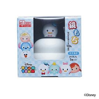 ぷち鏡もちディズニーツムツムデザイン鏡もちミッキーきりもち約1個入り50gアイリスオーヤマ