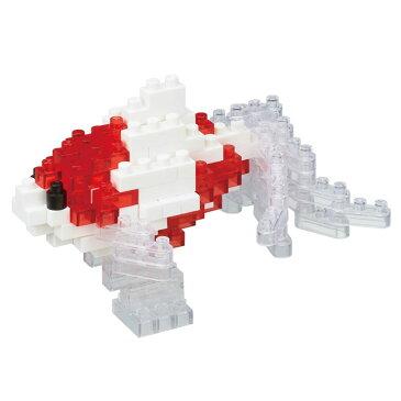 カワダ nanoblock 和金 赤 NBC_223ナノブロック nanoblock 金魚 ホビー カワダ 【TC】