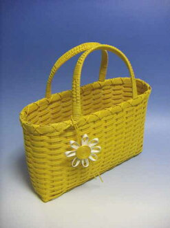 Eco echo tape basket bag yukata for even the best!