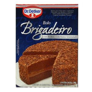 【今月のお買得】ブリガデイロ・チョコレートケーキミックス 550g Dr.OetkerBolo…