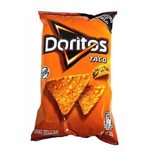 ドリトス タコス味 160g DORITOS TORTILLAS CHIPS TACO【あす楽対応】【輸入菓子】【ドリトス】【ドリトス 激安】 【楽ギフ_包装】【楽ギフ_のし】【sale02】