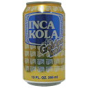 インカ帝国のゴールデンコーラインカコーラ INCA KOLA 缶 355ml 【あす楽対応_東北】【あす楽対...