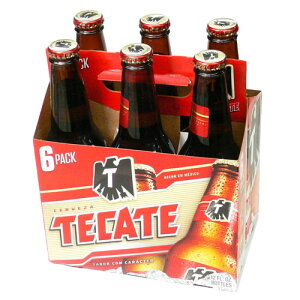 コロナに次ぐメキシコの国民的ビール「テカテ」爽やか、キレ味ラガータイプ♪【お買得】メキシ...