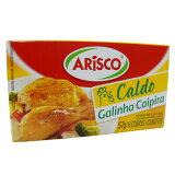 固形コンソメスープの素(鶏肉風味)アリスコ caldo galinah caipira 【あす楽対応】【楽ギフ_包装】【楽ギフ_のし】10P04Mar17