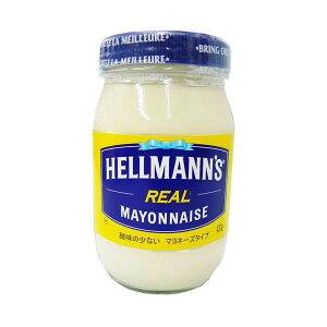 酸味の少ないマイルドなタイプ!リアルマヨネーズ ヘルマンズ 430gMAIONESE HELLMAN'S 430...