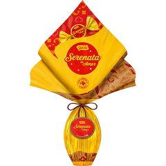 【ちょっとした贈り物にも】ブラジル産イースターエッグチョコレート☆周りも中身も食べられま...