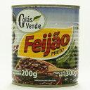 ブラジル家庭料理フェイジョン(黒豆の煮込み料理)ご飯にかけて簡単ブラジル丼の出来上がり♪...