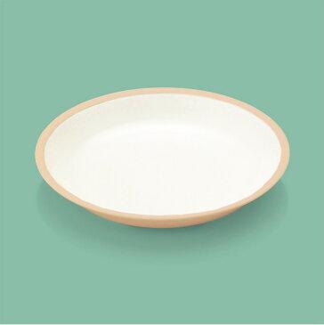 学校給食用子供食器 E-エポカル カラー食器 菜皿 ピンク(160×H25mm) 三信化工[PNS-5EP]  業務用 プラスチック製食器 アレルギー食対応