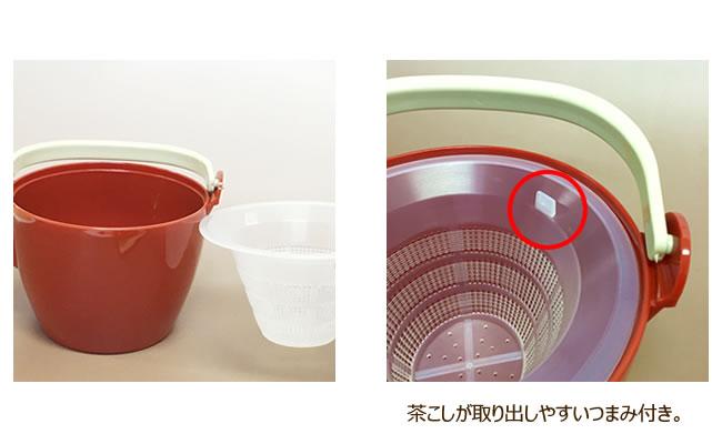 共栄『信濃化学・SHINCA大土瓶赤』
