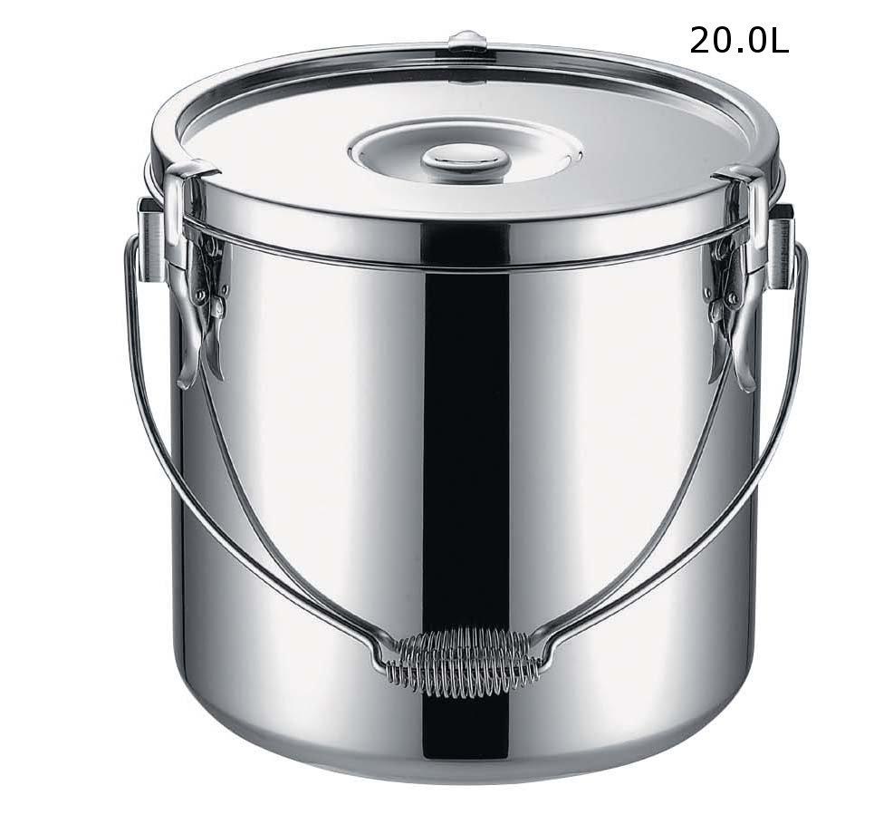 業務用厨房用品, 給食用品 ! IH 19-0()20L30cm(7-0183-0406)