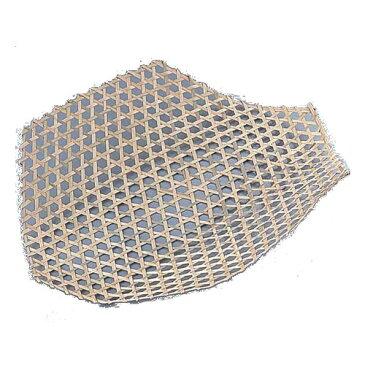 中国製 竹製 ふかひれ蒸し網 (7-0391-0801)