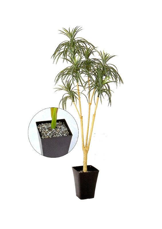 造花・人工観葉植物, 人工観葉植物  G 140cm() !(G-408-140)