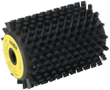 TOKO〔トコ〕ナイロンブラックロータリーブラシ(毛足10mm)5542529