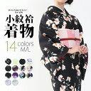 《女袷 小紋 258 B》洗える着物 単品 女性 レディース...