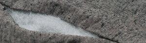 【あったか裏地フリース&中綿冬用作務衣《16》】[冬用]あったか〜い♪男女兼用裏地フリース冬用作務衣*[メンズ用&レディス用紳士用男性用紬織り風生地フリース半纏半天袢纏丹前御歳暮ギフト]