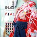 《袴セット HL》卒業式 袴 セット女性 16color 2...