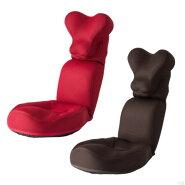 肩・首スッキリ座椅子HOGUURE座椅子腰痛リクライニング椅子イス