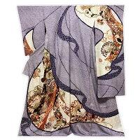 【手縫い仕立て付きフルオーダー】ふんだんに施された贅沢な絞り染め分け豪華絢爛金彩加工振袖