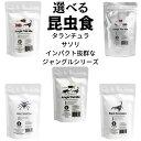 JRユニーク 昆虫食 昆虫スナック 食べる虫 サナギ・幼虫M