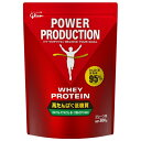 グリコ パワープロダクション ホエイプロテイン プレーン味 800g 高たんぱく低糖質 WPI