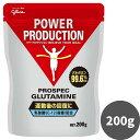 【キャンペーン】グリコ パワープロダクション アミノ酸プロスペック グルタミンパウダー 回復系アミノ酸 200g