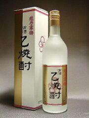 越乃寒梅古酒乙焼酎米720ml40度石本酒造新潟県産