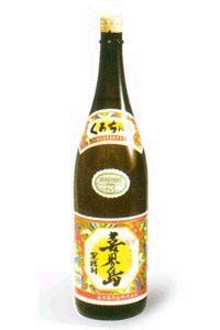 【ギフト 日本酒 焼酎】喜界島 黒糖焼酎 1800ml 25度喜界島酒造 鹿児島県産