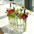 【メール便不可】ダルトン花器フラワーベースLINKTUBEVASESILVERDULTON花瓶