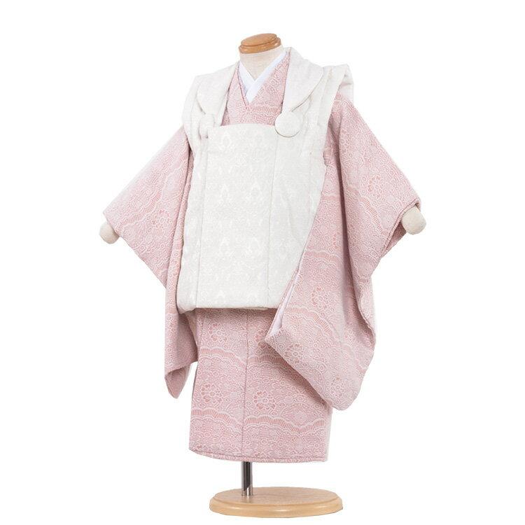 【レンタル】七五三 着物 2歳 女の子 レンタル フルセット 七五三レンタル 2歳女の子 二歳 女児 被布セットレンタル七五三 753 被布 小柄な3歳 2歳着物 着物レンタル セットひな祭り京都 送料無料/2127