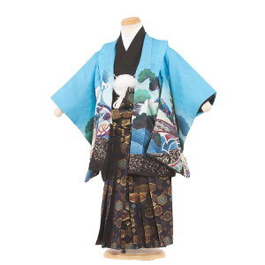 [تأجير] Shichigosan Kimono Boy 3 Years Old 3047 Light Blue x Hawk 52cm (للأولاد بعمر 3 سنوات) Haori Hakama يبلغ من العمر 3 سنوات Shichigosan Hakama Boy Shichigosan Kimono Boy مجموعة كاملة تأجير صبي يبلغ من العمر 3 سنوات Kimono Rental Hakama Hakama Boy تعيين Hakama تأجير تأجير Shichigosan تأجير تأجير تأجير ★ رحلة ذهابا وإيابا ★