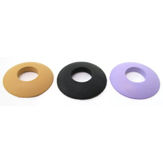 Guard molding rubber