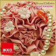 IKKOプロデュース・Princess Style バッグ・ふわふわ感がとってもかわいい!振袖・小紋・おしゃれ着に!【IKKO・パール・大花・バラ・ローズ】【最安値に挑戦】草履バック