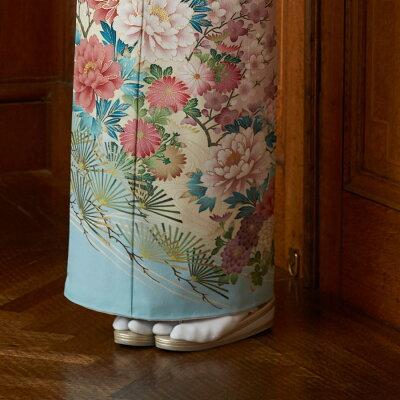 【レンタル】色【留袖】20点フルセット!結婚式に最適