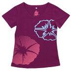 kurofuneTシャツ・朝顔 赤紫●和雑貨・京都くろちく【楽ギフ_包装】【楽ギフ_のし】