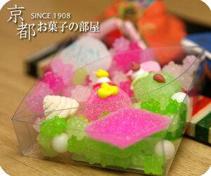 女の子なら絶対うれしい!おひなさまの細工菓子【楽ギフ_包装】10P26Jan11