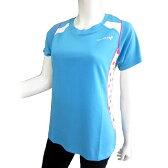 ●代引き不可 送料無料 DOUBLE3 レディース (Ladies) ショートスリーブシャツ(DW5280) ライトブルー 50164