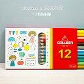 mizutamaxコーリン(colleen)鉛筆コラボmizutamaさんが選ぶ10色プラスオリジナルカラー2色12色色鉛筆セット・コーリン鉛筆