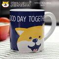 しばんばん《SHIBANBAN》柴犬のあるあるな仕草がかわいいシリーズマグカップ&ミニタオルセット・GOODDAY大好評につき新柄で再登場です!プレゼント・わんこ・犬・柴犬